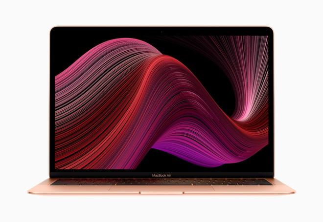 MacBook Air 2020 ra mắt: CPU Intel thế hệ 10, bàn phím cắt kéo mới, bỏ bản 128GB, giá chỉ từ 999 USD - Ảnh 3.
