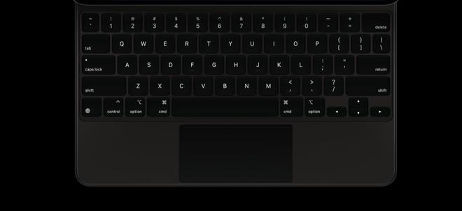 Apple ra mắt iPad Pro 2020: Chip A12Z Bionic, camera mới với máy quét LiDAR, bàn phím có bàn rê như laptop - Ảnh 8.