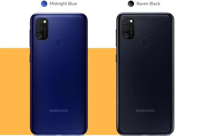 Samsung ra mắt smartphone tầm trung Galaxy M21 có pin 6.000 mAh, cụm camera sau hình chữ nhật giống Galaxy S20, giá 175 USD - Ảnh 2.