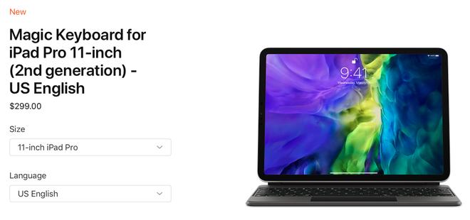Chỉ riêng bàn phím cho iPad Pro 2020 đã có giá đắt ngang một chiếc laptop - Ảnh 2.