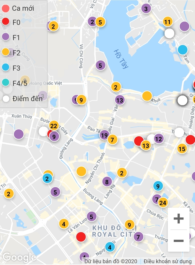 Hà Nội ra mắt ứng dụng giám sát người cách ly bằng GPS, tích hợp bản đồ online hiển thị địa bàn có người nghi nhiễm COVID-19 - Ảnh 3.