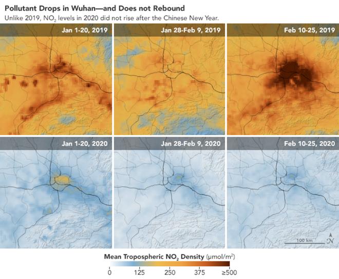 Lượng khí thải nhà kính tại Trung Quốc sụt giảm đáng kể, sau khi dịch bệnh virus Covid-19 bùng phát - Ảnh 2.