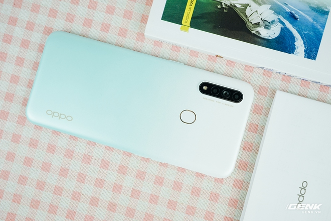 Đây là OPPO A31: Thiết kế trẻ trung, cũng có camera macro bắt trend, giá 4,49 triệu - Ảnh 3.