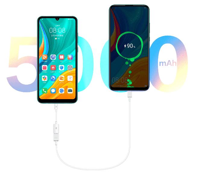 Huawei Enjoy 10e ra mắt: Pin 5.000 mAh, camera kép 13MP, màn hình 6,3 inch, giá chỉ từ 143 USD - Ảnh 3.