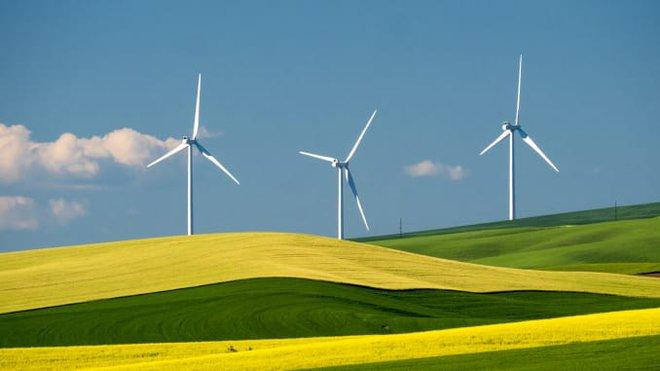 Mỹ: Lần đầu tiên sản lượng điện gió vượt thủy điện, cho thấy tiềm năng khổng lồ của gió trời - Ảnh 1.