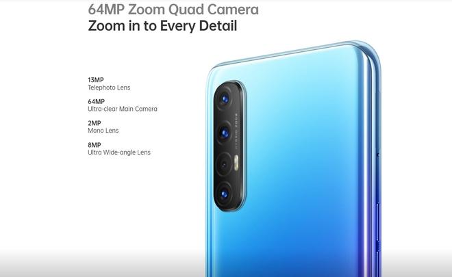 OPPO Reno 3 Pro ra mắt: Helio P95, camera selfie kép 44MP, sạc nhanh VOOC 4.0 30W, giá từ 9.6 triệu đồng - Ảnh 2.