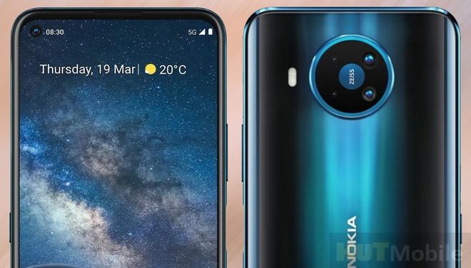 Nokia 8.3 5G - smartphone 5G đầu tiên của HMD ra mắt - Ảnh 2.