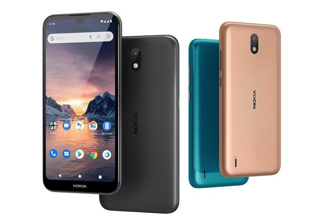 Nokia 8.3 5G - smartphone 5G đầu tiên của HMD ra mắt - Ảnh 4.