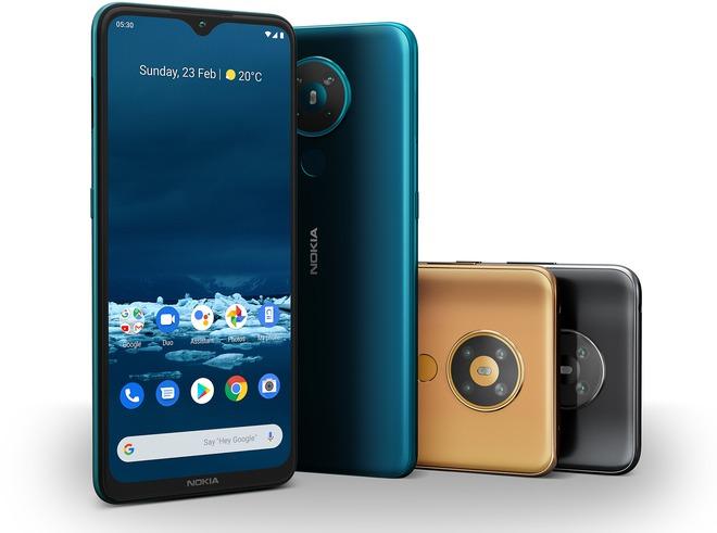Nokia 8.3 5G - smartphone 5G đầu tiên của HMD ra mắt - Ảnh 3.