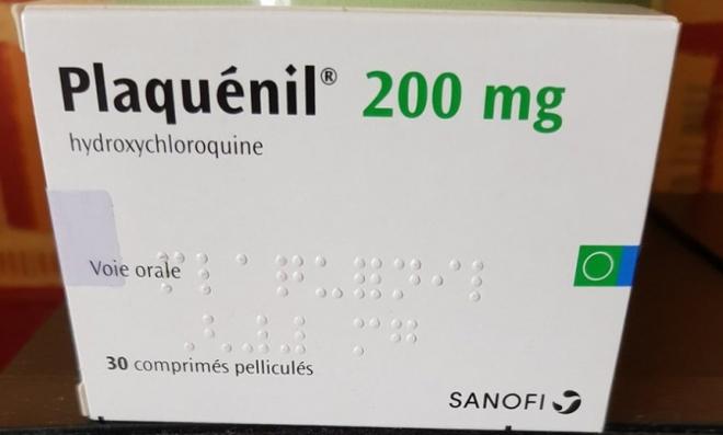 Pháp thử nghiệm thành công thuốc chống sốt rét kết hợp kháng sinh để điều trị Covid-19 - Ảnh 1.