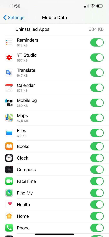 iOS 13 gặp lỗi nghiêm trọng khiến gói cước di động của người dùng cạn kiệt dung lượng - Ảnh 2.