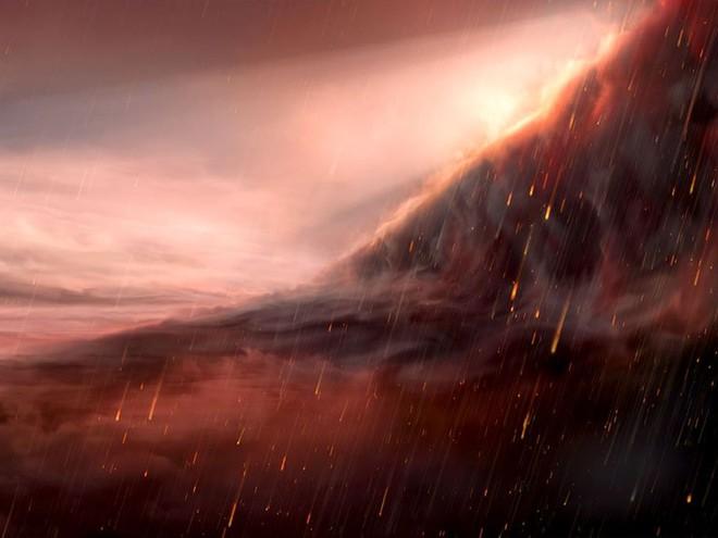 Hiện tượng mưa sắt trên hành tinh 'địa ngục' cách Trái Đất 640 năm ánh sáng - Ảnh 2.