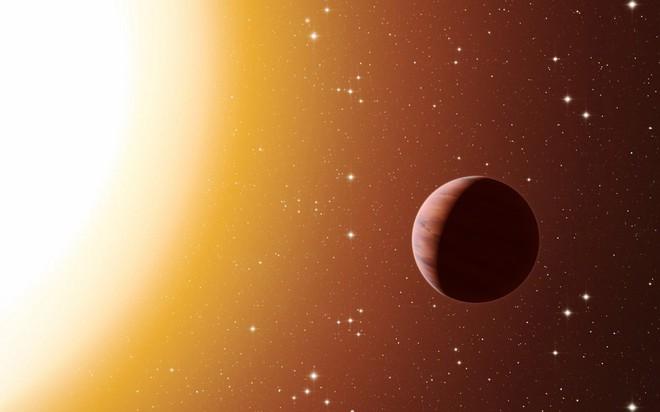 Hiện tượng mưa sắt trên hành tinh 'địa ngục' cách Trái Đất 640 năm ánh sáng - Ảnh 1.