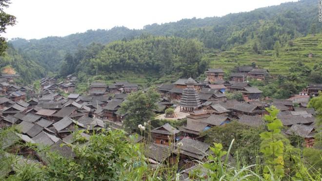 Quí Châu, Trung Quốc, quê hương của Zhu Jiaming.
