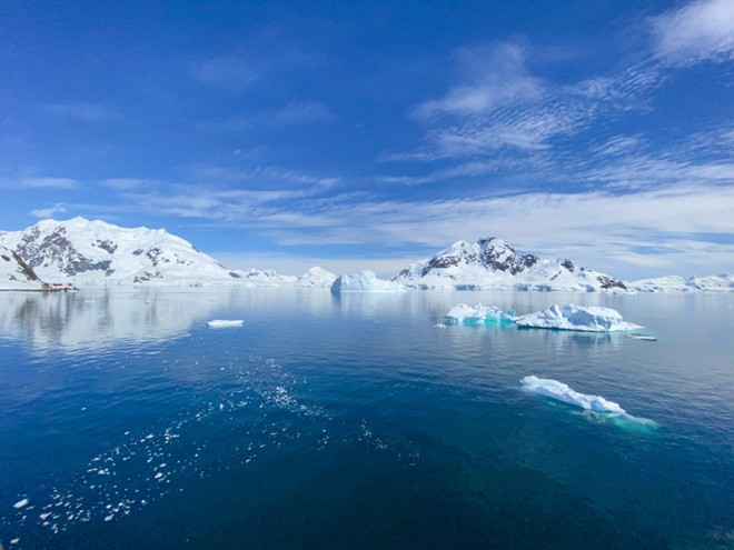Đi tìm minh chứng về biến đổi khí hậu tại Nam Cực bằng một chiếc iPhone - Ảnh 4.