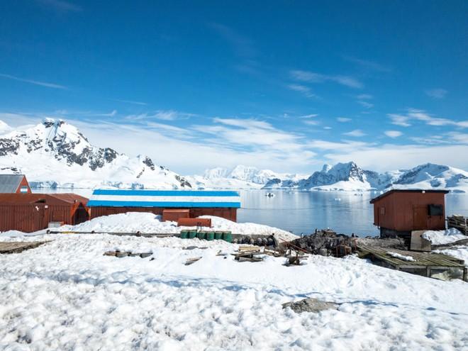 Đi tìm minh chứng về biến đổi khí hậu tại Nam Cực bằng một chiếc iPhone - Ảnh 6.