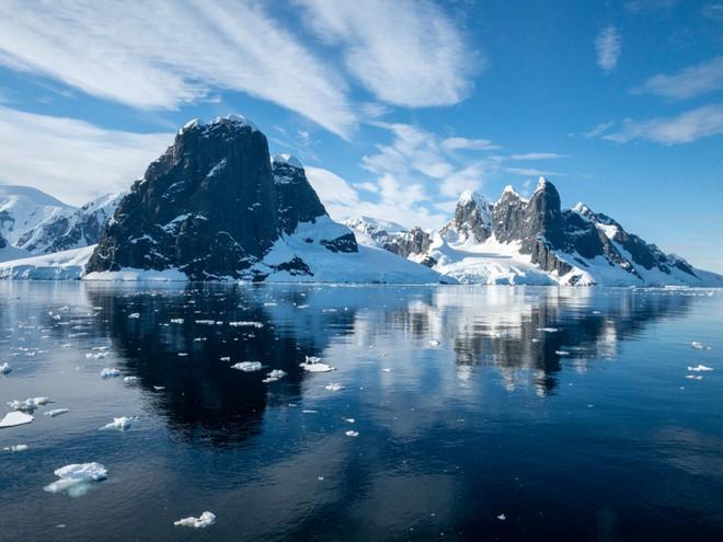 Đi tìm minh chứng về biến đổi khí hậu tại Nam Cực bằng một chiếc iPhone - Ảnh 10.