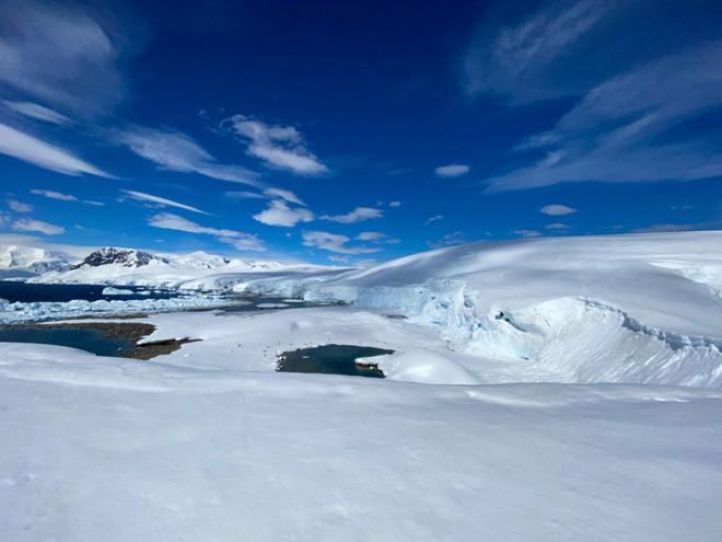 Đi tìm minh chứng về biến đổi khí hậu tại Nam Cực bằng một chiếc iPhone - Ảnh 16.