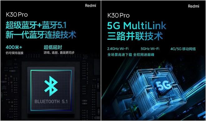 Redmi K30 Pro trang bị công nghệ Super Bluetooth với tầm kết nối cực xa, lên tới 400m - Ảnh 2.