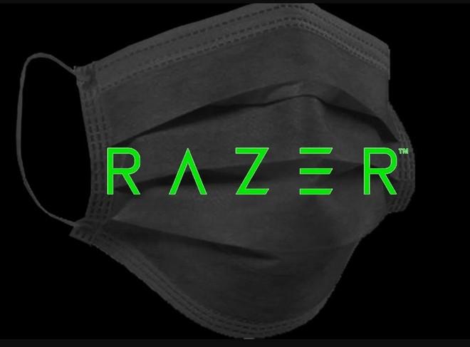 Bất ngờ chưa, Razer sản xuất khẩu trang để quyên tặng vùng dịch - Ảnh 1.