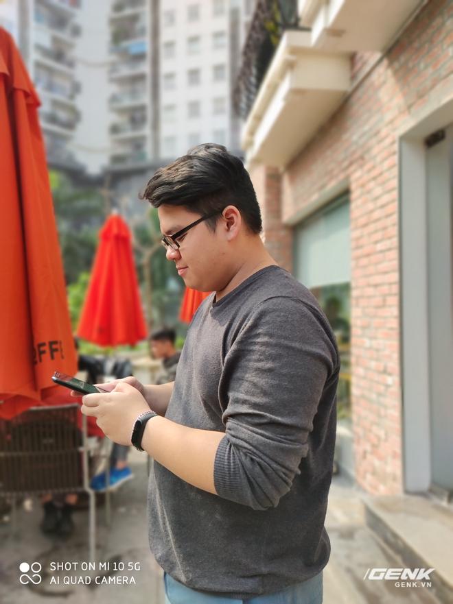 Đánh giá Xiaomi Mi 10: Smartphone Snapdragon 865 rẻ nhất thế giới liệu có ngon? - Ảnh 24.