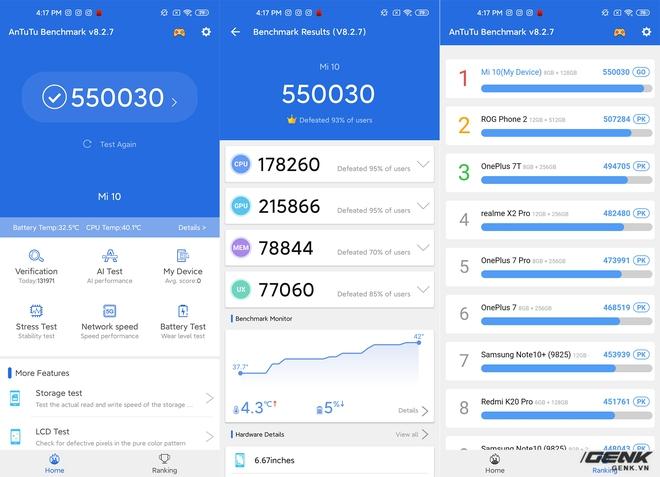 Đánh giá Xiaomi Mi 10: Smartphone Snapdragon 865 rẻ nhất thế giới liệu có ngon? - Ảnh 28.