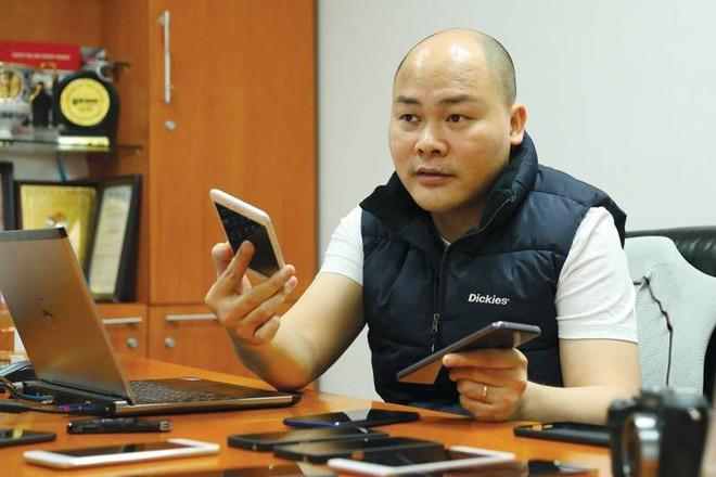 Ông Nguyễn Tử Quảng - CEO của Bkav.