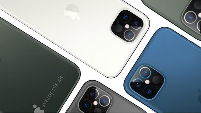 Concept iPhone 12 với camera LiDAR, hóa ra Apple thiết kế cụm camera sau hình vuông là có lý do cả - Ảnh 1.