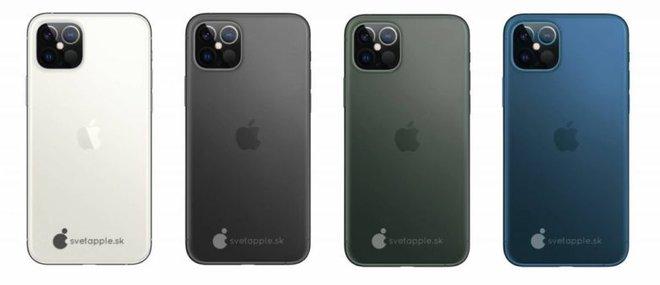 Concept iPhone 12 với camera LiDAR, hóa ra Apple thiết kế cụm camera sau hình vuông là có lý do cả - Ảnh 2.