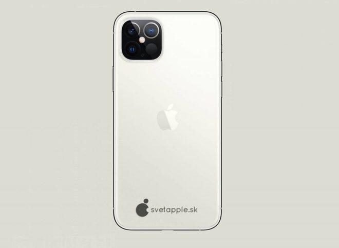 Concept iPhone 12 với camera LiDAR, hóa ra Apple thiết kế cụm camera sau hình vuông là có lý do cả - Ảnh 7.