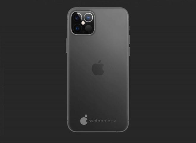 Concept iPhone 12 với camera LiDAR, hóa ra Apple thiết kế cụm camera sau hình vuông là có lý do cả - Ảnh 8.