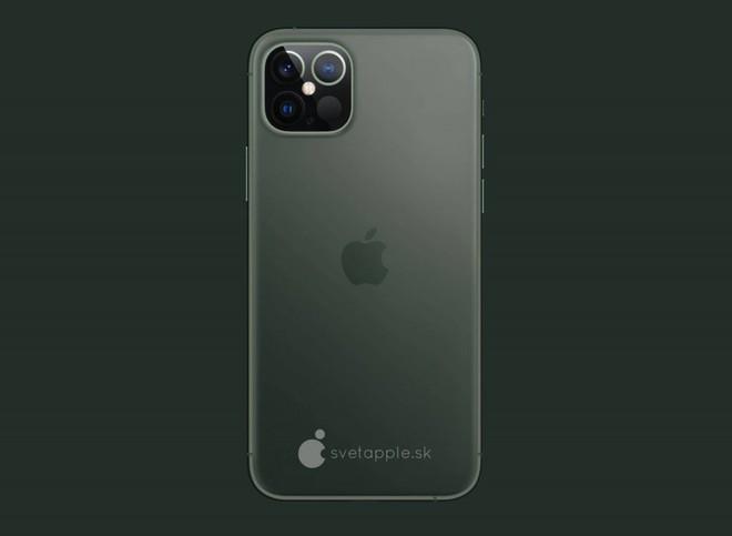 Concept iPhone 12 với camera LiDAR, hóa ra Apple thiết kế cụm camera sau hình vuông là có lý do cả - Ảnh 9.