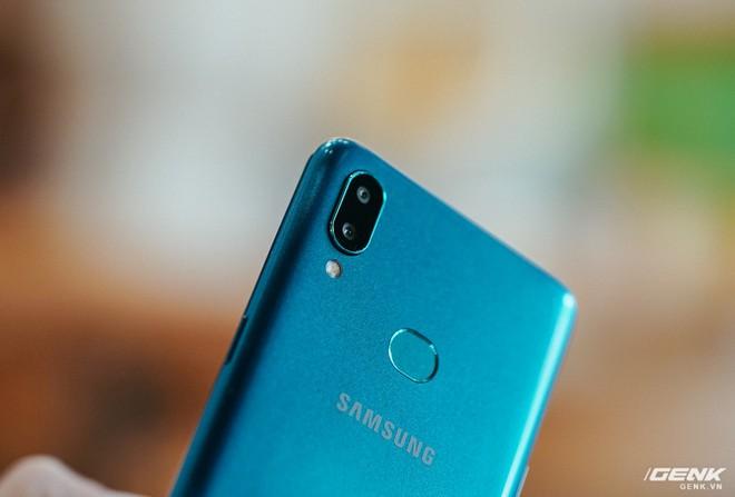 So sánh Vsmart Joy 3 4GB và Samsung Galaxy A10s: Liệu thương hiệu non trẻ có cạnh tranh được ông lớn công nghệ? - Ảnh 5.
