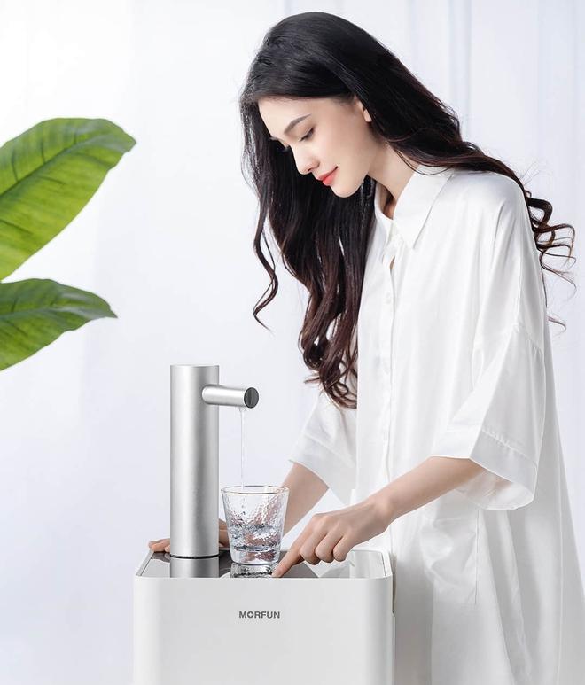 Xiaomi ra mắt máy làm nóng lạnh nước uống thông minh Morfun, giá 1.66 triệu đồng - Ảnh 1.