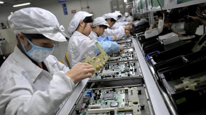 Foxconn khẳng định không còn lo thiếu công nhân do Covid-19 - Ảnh 1.