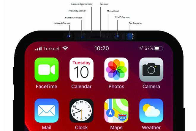 Đoạn mã iOS 14 tiết lộ Apple có thể sẽ ra mắt một chiếc iPhone 12 Pro không có tai thỏ - Ảnh 2.