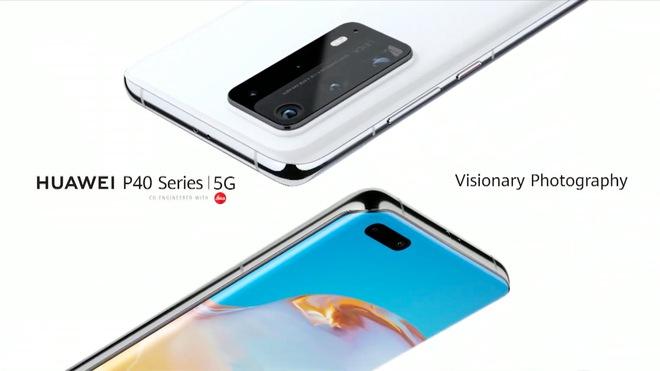 Huawei P40 series ra mắt: Nhiều công nghệ đỉnh cao nhưng quan trọng nhất là Google thì vẫn không có - Ảnh 1.