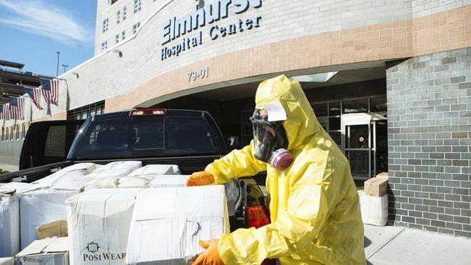 Mỹ vượt qua Trung Quốc về số người nhiễm Covid-19 - Ảnh 2.