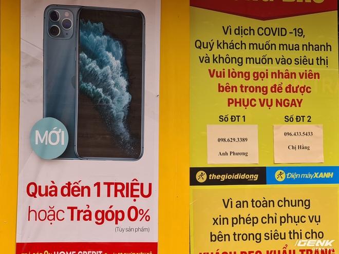 Cửa hàng kinh doanh điện thoại lớn nhỏ đóng cửa vì dịch, chuyển sang bán online - Ảnh 5.
