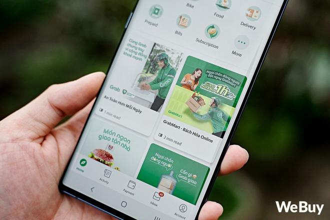 Thử dịch vụ đi chợ hộ từ Grab, Now, Be và VinMart: Ngồi ở nhà bấm điện thoại là được giao tận nơi, cũng hay nhưng còn nhiều điều cần cải thiện - Ảnh 1.