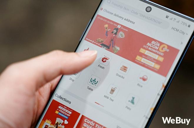 Thử dịch vụ đi chợ hộ từ Grab, Now, Be và VinMart: Ngồi ở nhà bấm điện thoại là được giao tận nơi, cũng hay nhưng còn nhiều điều cần cải thiện - Ảnh 5.