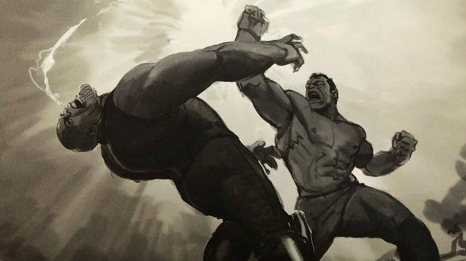 Hulk Mark Ruffalo vẫn muốn tái đấu với Thanos để rửa mối hận bị đấm không trượt phát nào trong Infinity War - Ảnh 3.