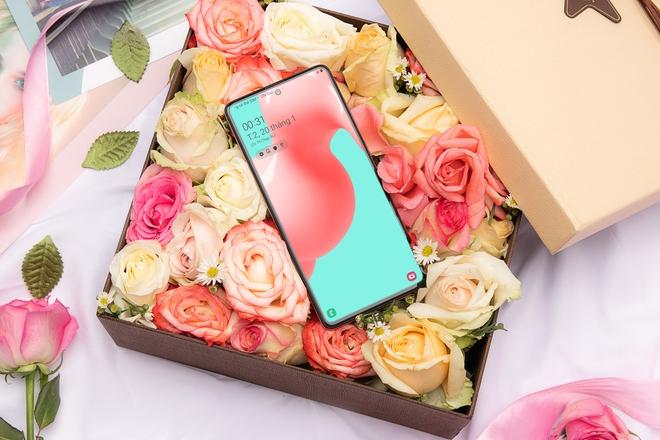 Smartphone bán chạy nhất phân khúc từ 8 đến 10 triệu của Samsung có thêm màu mới chào 8/3 - Ảnh 4.