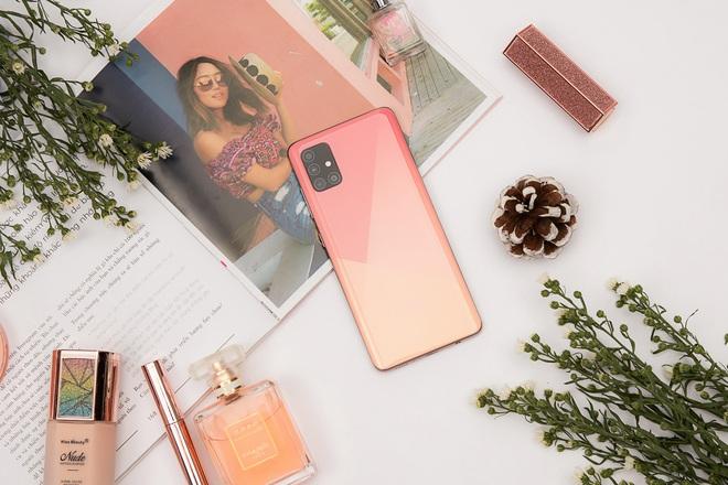 Smartphone bán chạy nhất phân khúc từ 8 đến 10 triệu của Samsung có thêm màu mới chào 8/3 - Ảnh 3.