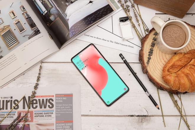 Smartphone bán chạy nhất phân khúc từ 8 đến 10 triệu của Samsung có thêm màu mới chào 8/3 - Ảnh 1.