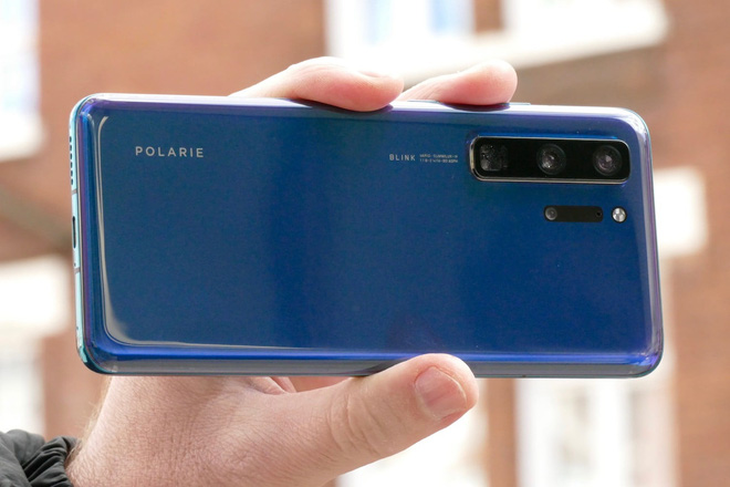 Trên tay Huawei P40 bị lộ trước ngày ra mắt - Ảnh 1.