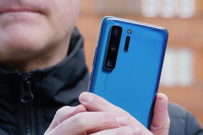 Trên tay Huawei P40 bị lộ trước ngày ra mắt - Ảnh 2.