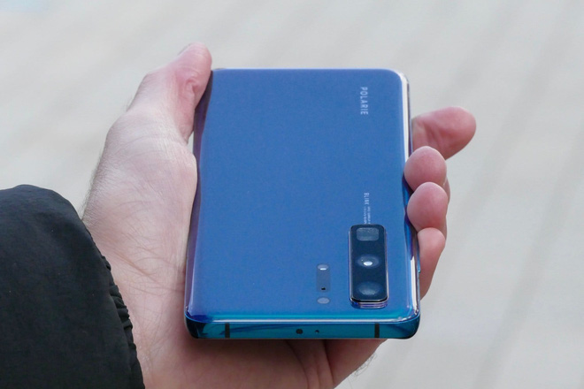 Trên tay Huawei P40 bị lộ trước ngày ra mắt - Ảnh 3.