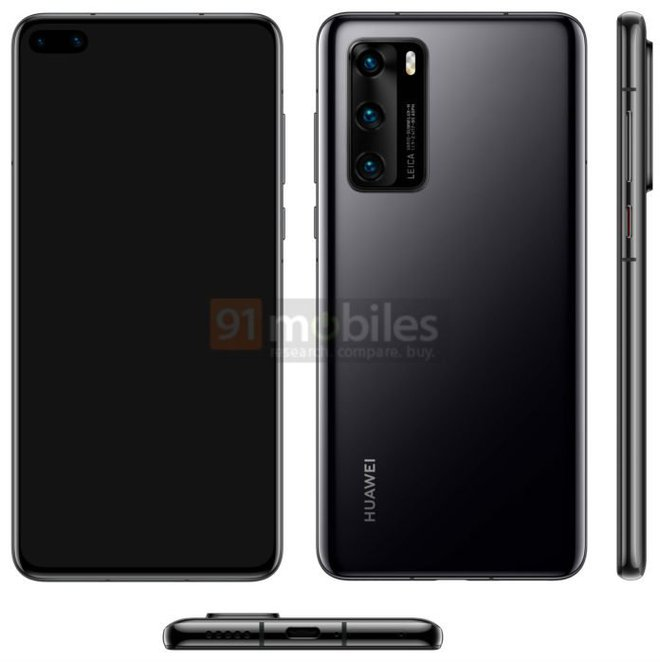 Trên tay Huawei P40 bị lộ trước ngày ra mắt - Ảnh 5.