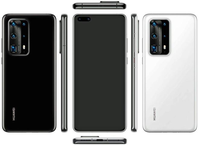 Trên tay Huawei P40 bị lộ trước ngày ra mắt - Ảnh 7.